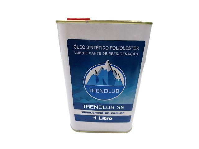 Óleo Sintético Para Refrigeração Trendlub Poliolester Iso32 1 litro