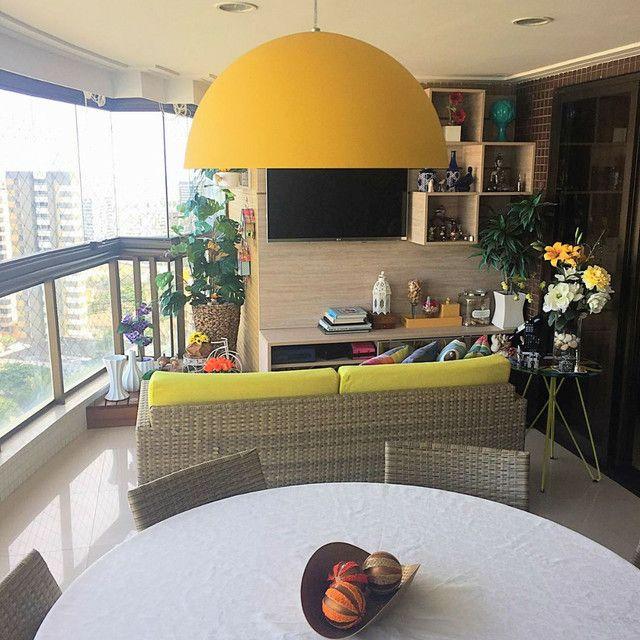 03 Suites Vista Mar Varanda Gourmet! Perfeito - Foto 2