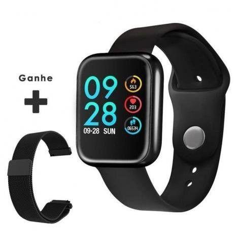 Smartwatch P70 Relógio Inteligente - Foto 2