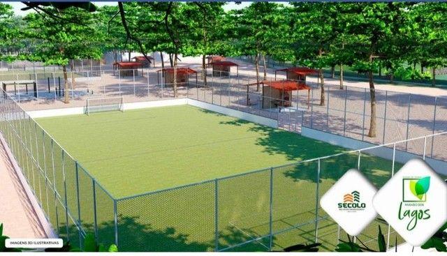 Vendo 2 terrenos com acesso ao Rio, Chácara Recreio Paraíso dos Lagos - Foto 13