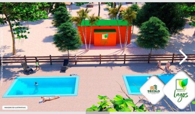 Vendo 2 terrenos com acesso ao Rio, Chácara Recreio Paraíso dos Lagos - Foto 7