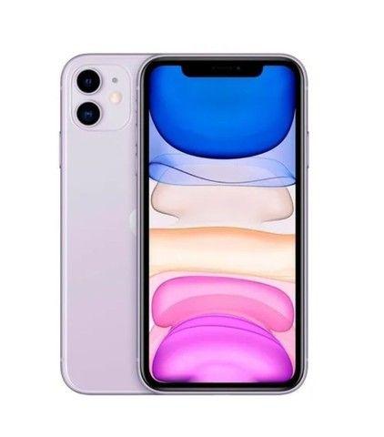 iPhone 11 ..128GB  Roxo Lilás Novo Lacrado 1 Ano De Garantia Appl - Foto 3