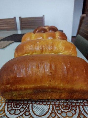 Pão caseiro com fermentação 100%natural - Foto 4