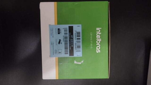 Camera Intelbras IP cftv - Foto 3