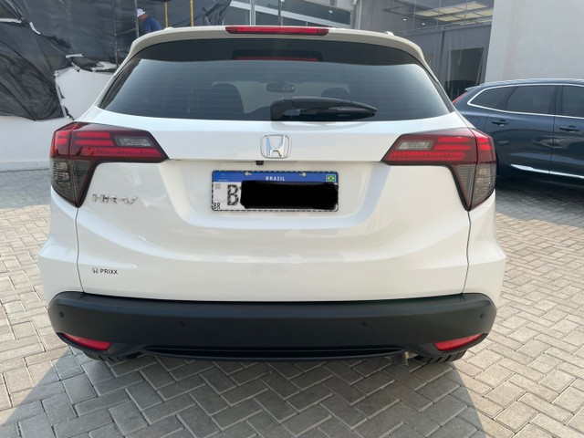 VENDO Honda HR-V EXL 2019 com 28mil Km Branco Perola  - Foto 5
