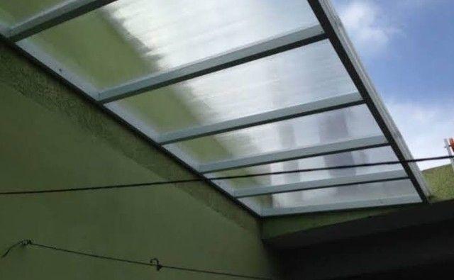 Pergolados-policarbonatos-toldos para janelas-portas de ACM! - Foto 6