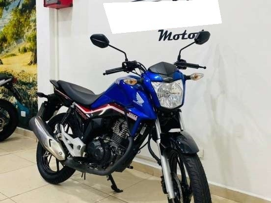 CG 160 Titan 2021 R$ 2.000 de entrada