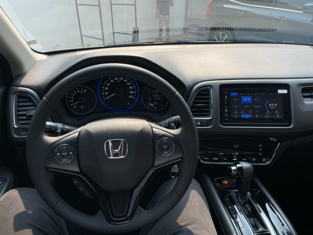 VENDO Honda HR-V EXL 2019 com 28mil Km Branco Perola  - Foto 18