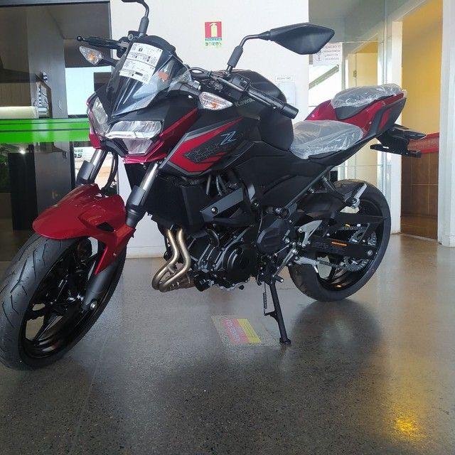 Z400 2021 Kawasaki - Foto 2