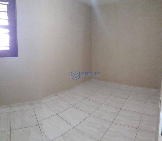 Casa com 1 dormitório para alugar por R$ 600,00/mês - Conjunto Ceará - Fortaleza/CE - Foto 9