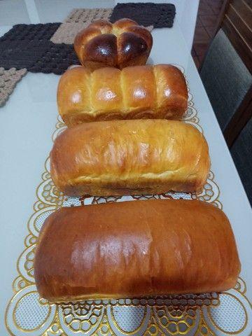 Pão caseiro com fermentação 100%natural - Foto 5