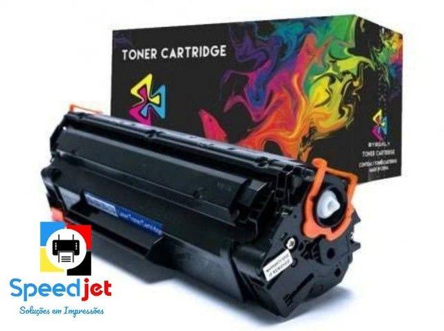 Toner HP 285 A / 278 A / 435 A / 436 A Toners Novos Preço de Recarga