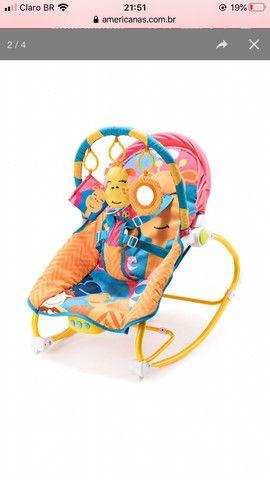 Cadeirinha infantil multikids - Foto 4