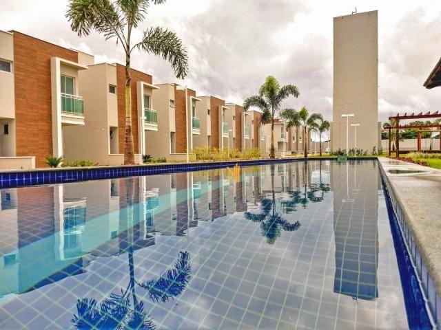 Casa com 3 dormitórios à venda, 95 m² por R$ 350.000,00 - Mangabeira - Eusébio/CE - Foto 6