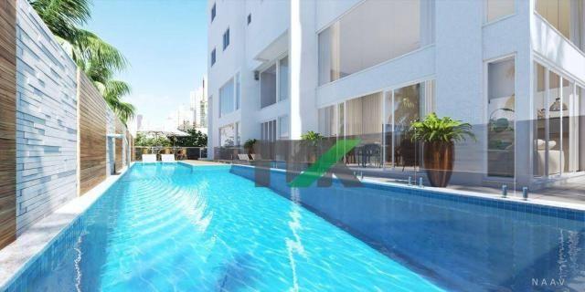Apartamento com 3 dormitórios à venda, 121 m² por R$ 1.690.000,00 - Centro - Balneário Cam - Foto 8