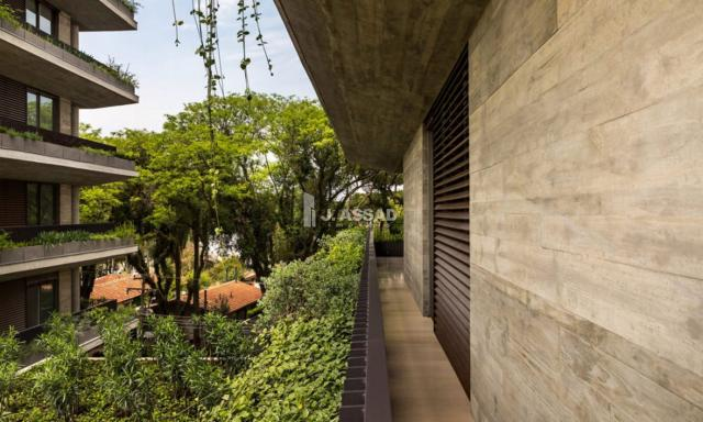 Apartamento à venda com 4 dormitórios em Cabral, Curitiba cod:AP0100 - Foto 2
