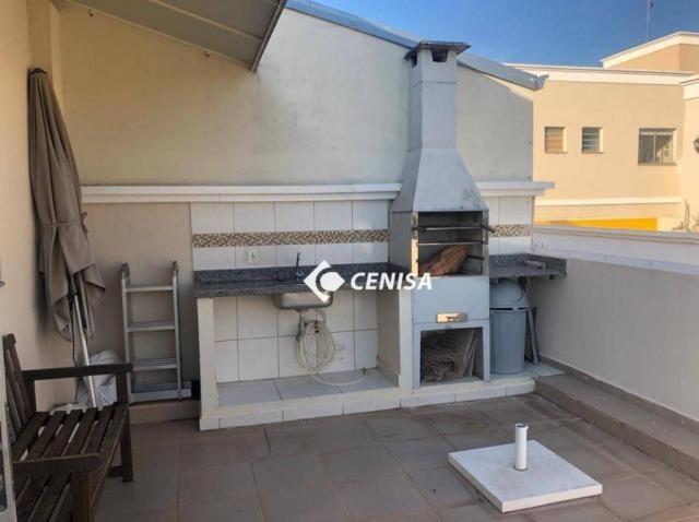 Cobertura com 2 dormitórios à venda, 102 m² - Condomínio Spazio Illuminare - Indaiatuba/SP - Foto 3