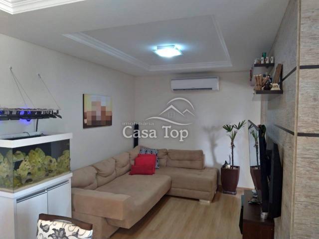 Apartamento à venda com 3 dormitórios em Estrela, Ponta grossa cod:2865 - Foto 2