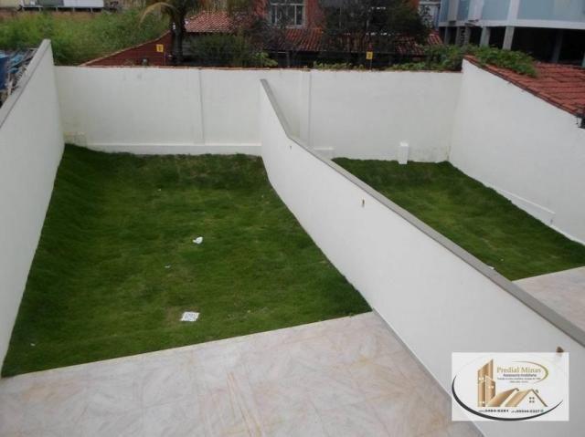 Casa com 3 dormitórios à venda por R$ 750.000 - Santa Mônica - Belo Horizonte/MG - Foto 14