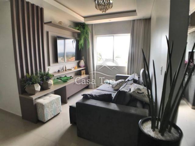 Apartamento à venda com 3 dormitórios em Oficinas, Ponta grossa cod:3633 - Foto 5