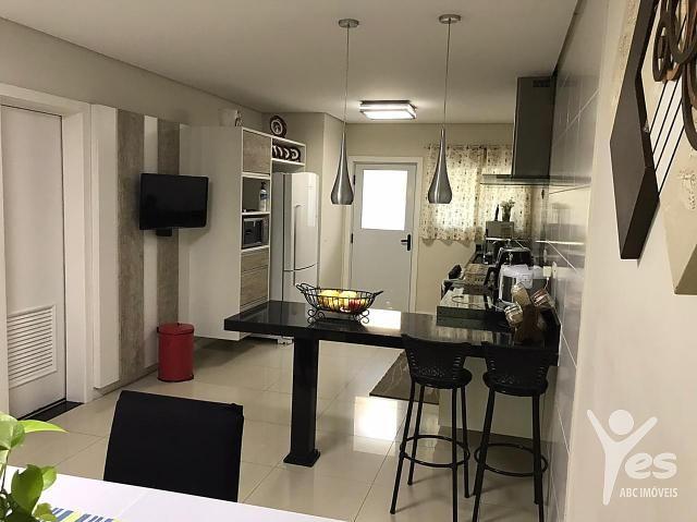 Sobrado com 4 dormitórios, sendo 4 suítes, 5 vagas, Vila Alpina, Santo André, SP - Foto 5