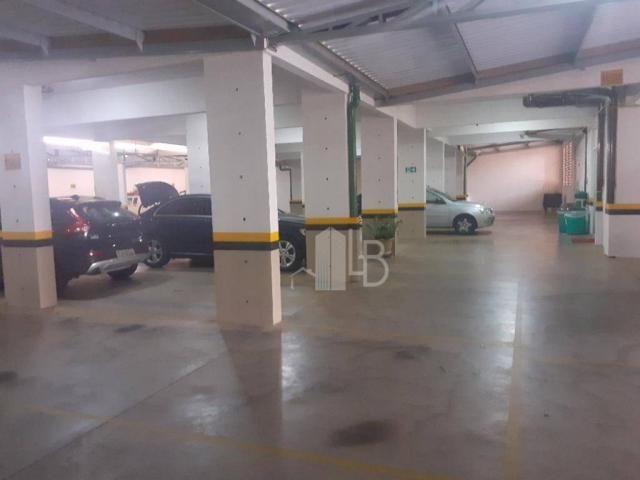 Apartamento com 3 quartos para alugar, 90 m² por R$ 2.200/mês - Centro - Uberlândia/MG - Foto 3