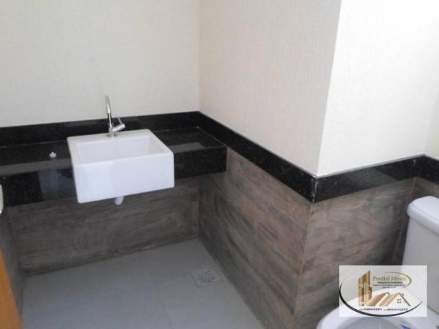 Casa com 3 dormitórios à venda por R$ 750.000 - Santa Mônica - Belo Horizonte/MG - Foto 16
