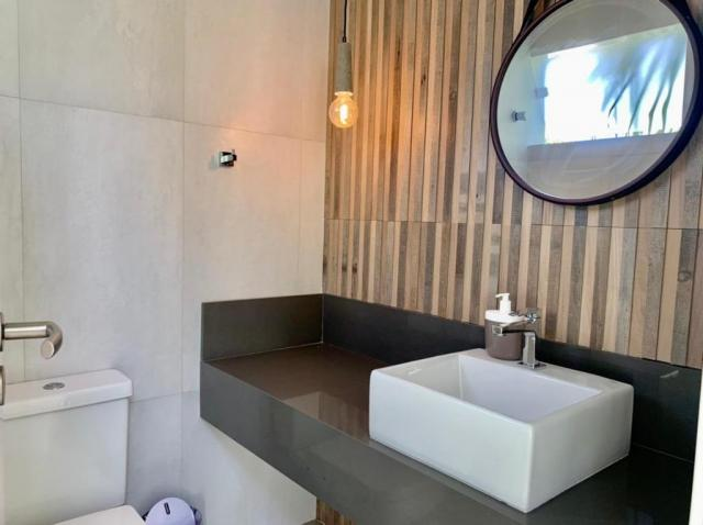 Vendo Excelente Casa LAGUNA 509 m² 4 Quartos 3 Suítes c/ Closets Piscina Aquecida Espaço G - Foto 12