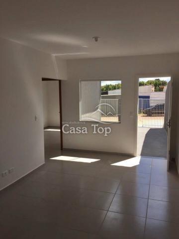 Casa à venda com 2 dormitórios em Colonia dona luiza, Ponta grossa cod:3800 - Foto 3