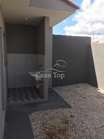 Casa à venda com 2 dormitórios em Colonia dona luiza, Ponta grossa cod:3800 - Foto 5