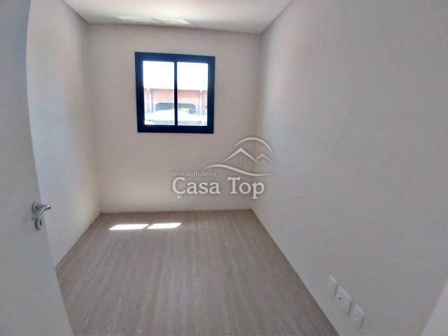 Apartamento à venda com 1 dormitórios em Jardim carvalho, Ponta grossa cod:2829 - Foto 3