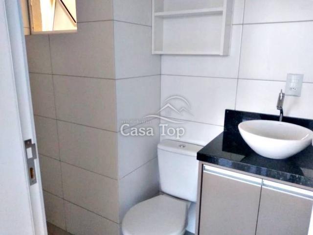 Apartamento à venda com 3 dormitórios em Oficinas, Ponta grossa cod:1826 - Foto 9