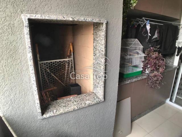 Apartamento à venda com 3 dormitórios em Oficinas, Ponta grossa cod:3633 - Foto 15