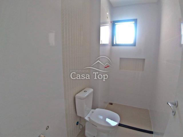 Apartamento à venda com 1 dormitórios em Jardim carvalho, Ponta grossa cod:2829 - Foto 4