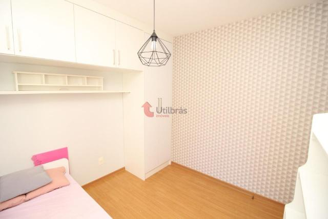 Apartamento à venda, 3 quartos, 1 suíte, 2 vagas, Santo Agostinho - Belo Horizonte/MG - Foto 4