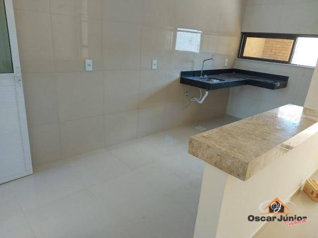 Casa com 3 dormitórios à venda por R$ 290.000,00 - Tamatanduba - Eusébio/CE - Foto 10