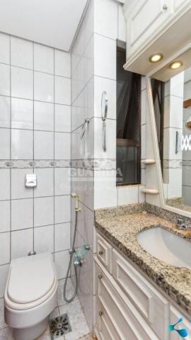 Apartamento para aluguel, 3 quartos, 1 suíte, 1 vaga, MENINO DEUS - Porto Alegre/RS - Foto 16