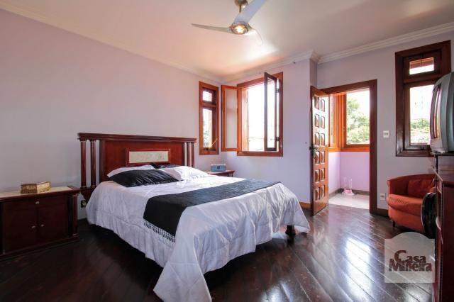 Casa à venda com 5 dormitórios em Castelo, Belo horizonte cod:277001 - Foto 12
