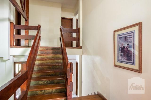 Casa à venda com 4 dormitórios em Santa amélia, Belo horizonte cod:277187 - Foto 9