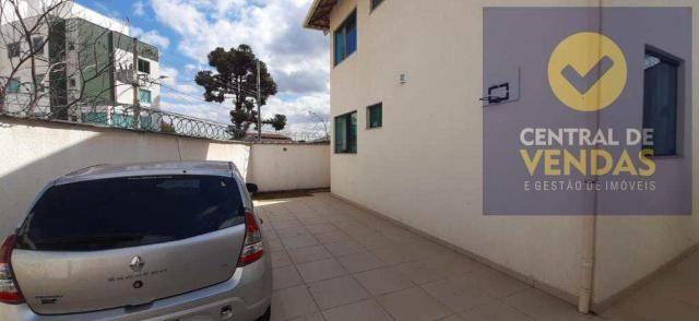 Casa à venda com 4 dormitórios em Santa mônica, Belo horizonte cod:159 - Foto 15