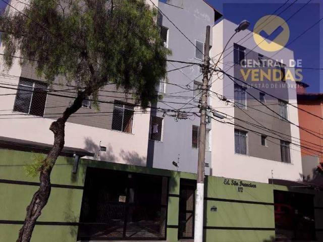 Apartamento à venda com 2 dormitórios em Dona clara, Belo horizonte cod:340 - Foto 9