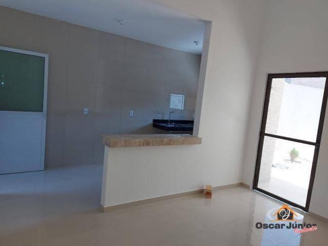 Casa com 3 dormitórios à venda por R$ 290.000,00 - Tamatanduba - Eusébio/CE - Foto 7