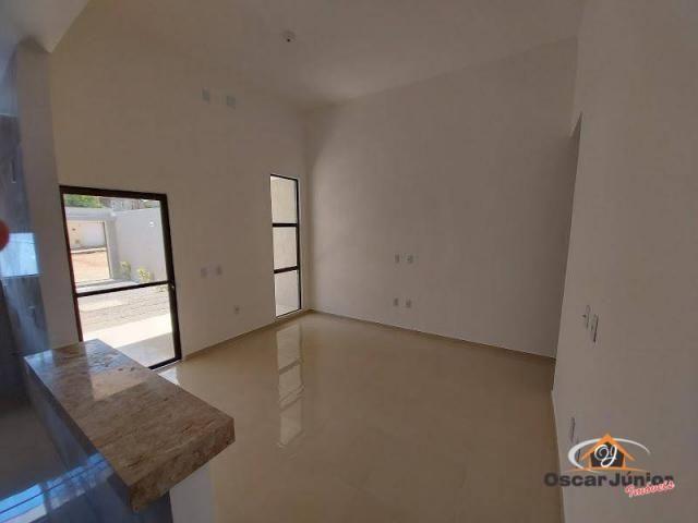 Casa com 3 dormitórios à venda por R$ 290.000,00 - Tamatanduba - Eusébio/CE - Foto 5