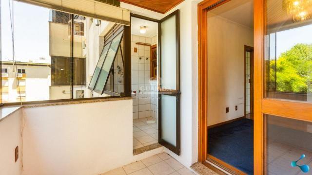 Apartamento para aluguel, 3 quartos, 1 suíte, 1 vaga, MENINO DEUS - Porto Alegre/RS - Foto 7