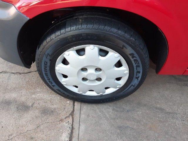 Chevrolet Celta Life (Único Dono) carro de mulher  - Foto 5