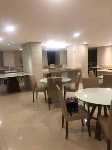 Apartamento com 3 dormitórios para alugar, 290 m² por R$ 7.000,00/mês - Manaíra - João Pes - Foto 17