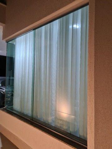 Janela de vidro temperado 4 folhas ,1 5x2,0 - Foto 2