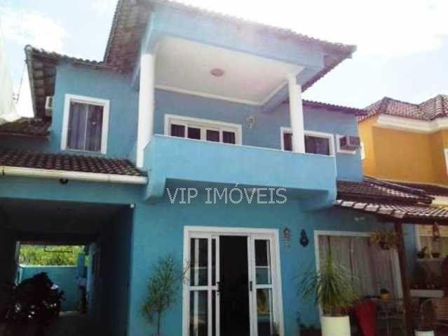 Casa à venda com 3 dormitórios em Recreio dos bandeirantes, Rio de janeiro cod:CGCA30293