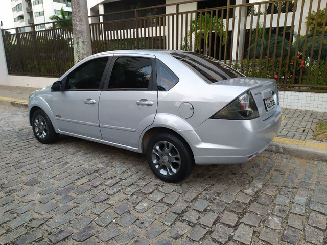 Fiesta Sedan 1.6 2012 - Foto 6