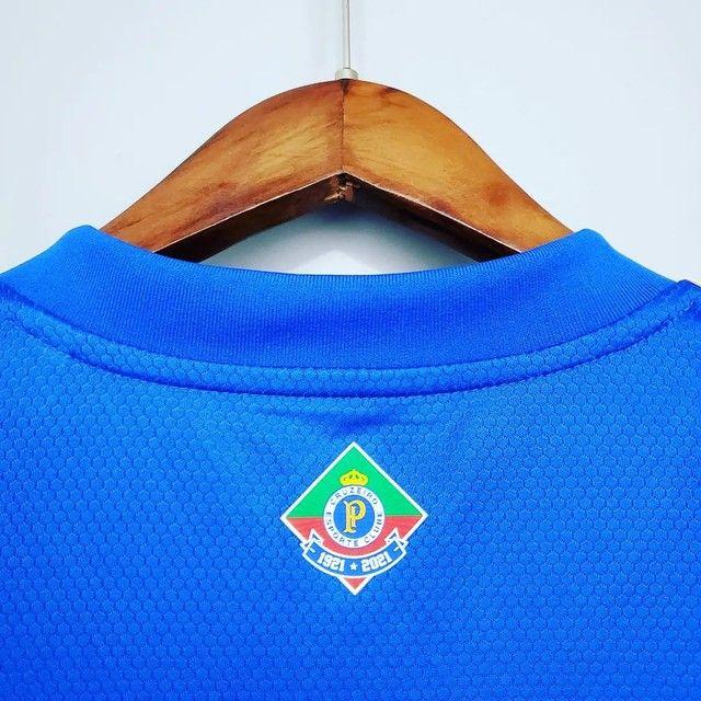Camisa do Cruzeiro comemoração Premium - Foto 5